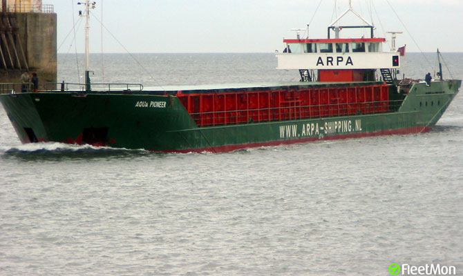 Cargo ship capsized, sank in Black sea – Maritime Bulletin