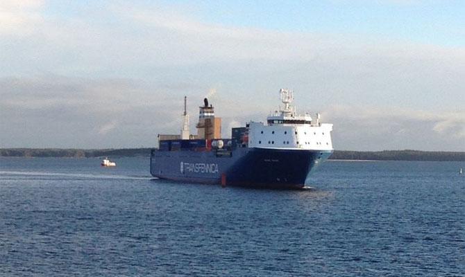 Ro-ro ship grounding, Finland – Maritime Bulletin